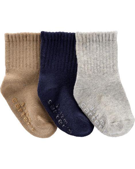 Emballage de 3 paires de chaussettes habillées