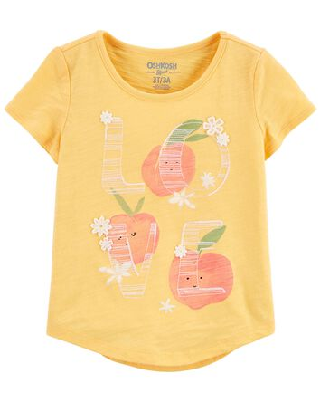 T-shirt pêche Love