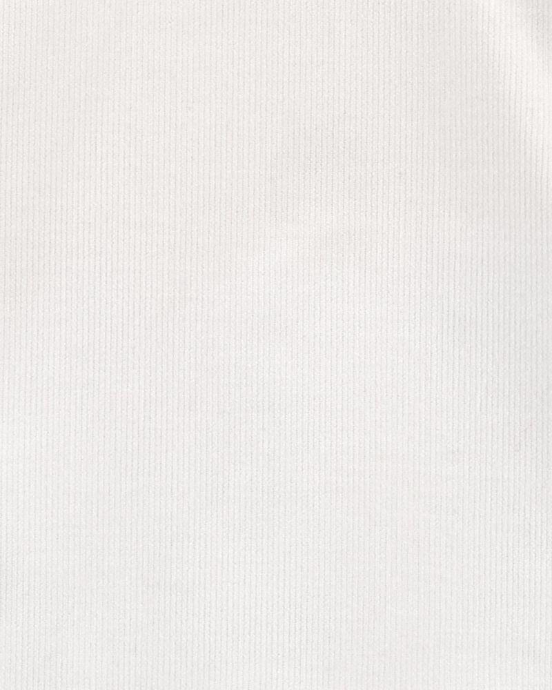 Ensemble 3 pièces t-shirt rayé et robe chasuble , , hi-res