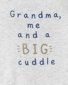Grandma Cuddle Collectible Bodysuit, , hi-res
