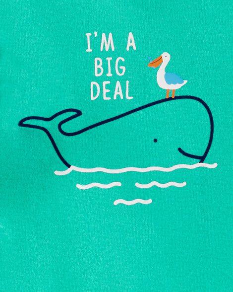 3-Piece Whale Little Character Set
