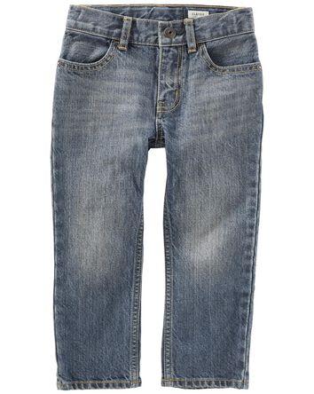 Classic Jeans - Rail Tie True Blue...