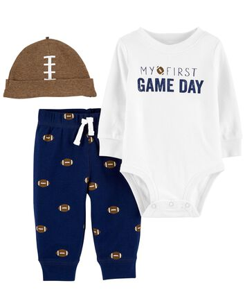 3-Piece Football Outfit Set