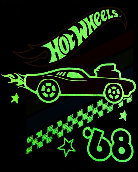 T-shirt Hot WheelsMC