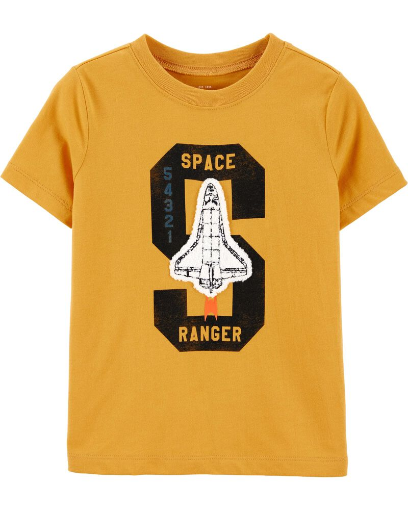 T-shirt en chenille Space Ranger, , hi-res