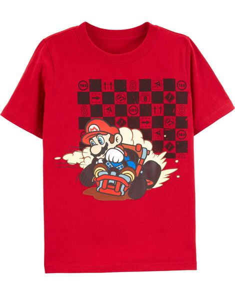 T-shirt Super Mario Bros