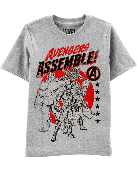 T-shirt Avengers Rassemblement