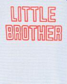 Ensemble 2 pièces cache-couche Little Brother et pantalon , , hi-res