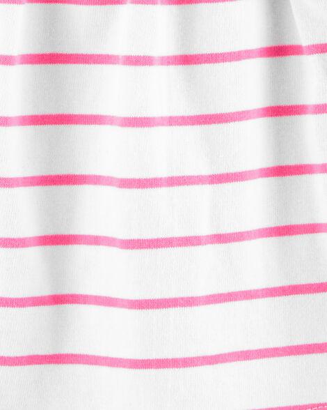 Striped Sheep Jersey Sunsuit