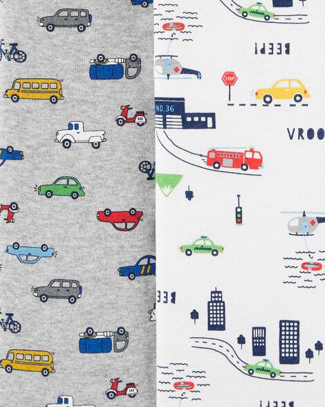 Emballage multiple 5 cache-couches originaux à voitures