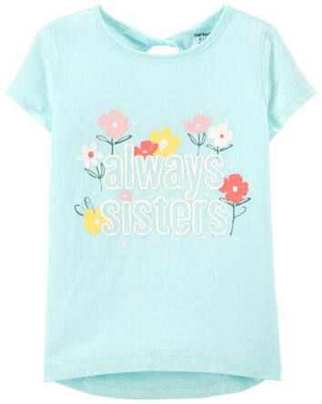 Sisters Jersey Tee
