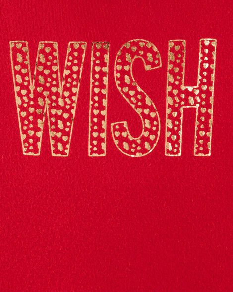 Tunique à capuchon Wish