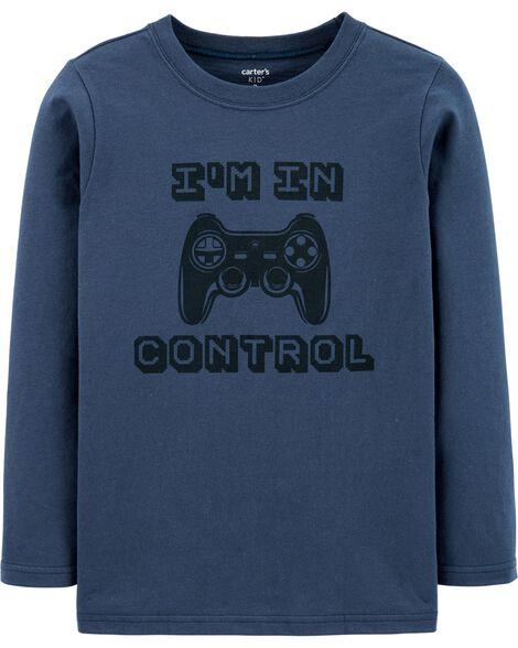 T-shirt en jersey jeu vidéo
