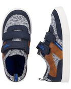 Double-Strap Sneakers, , hi-res