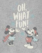 Mickey And Minnie Mouse Holiday Tee, , hi-res