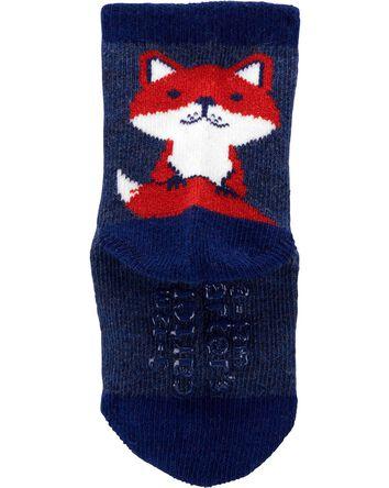 3-Pack Fox Socks