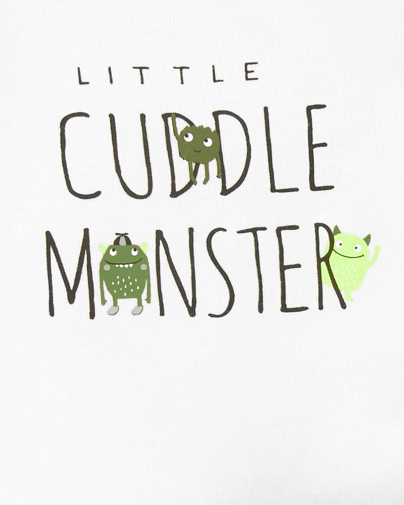 3-Piece Monster Little Character Set, , hi-res