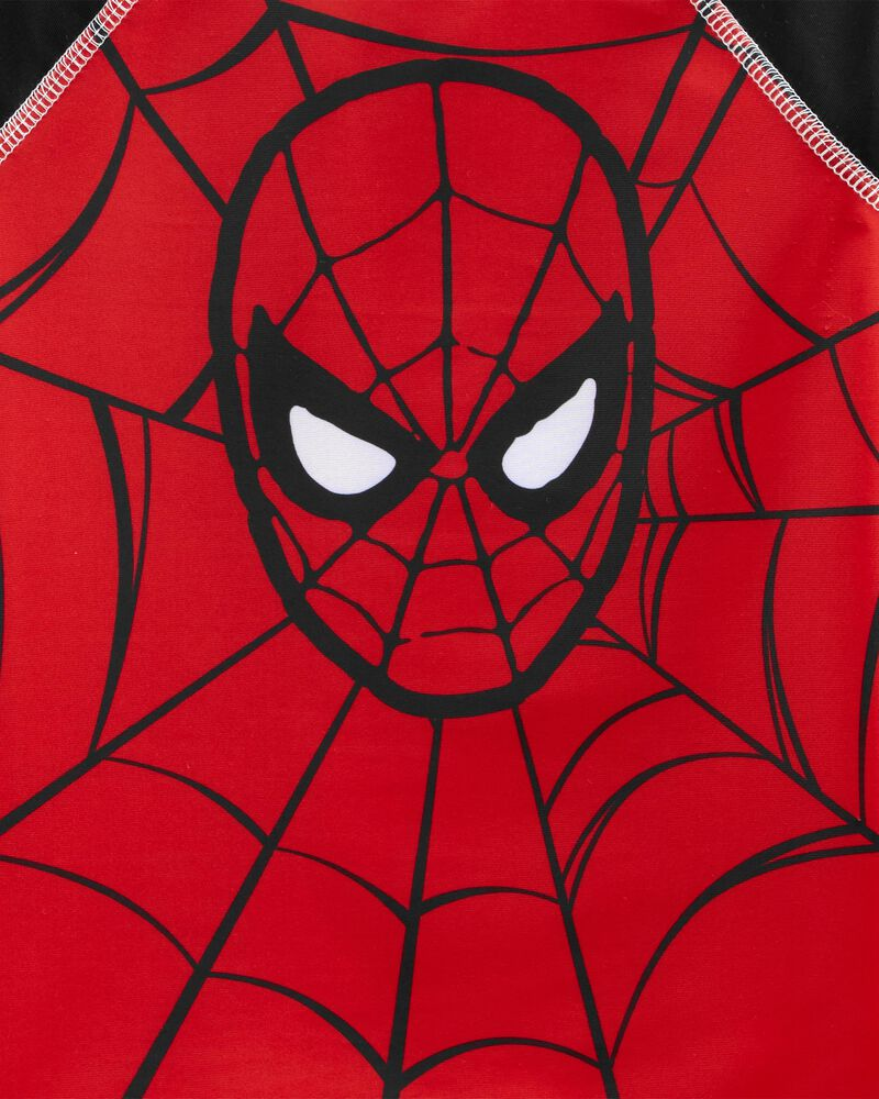 Spider-Man Rashguard, , hi-res