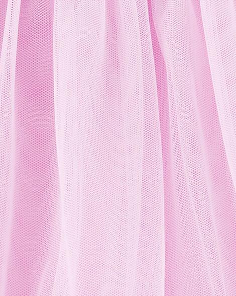Tulle Ruffle Dress