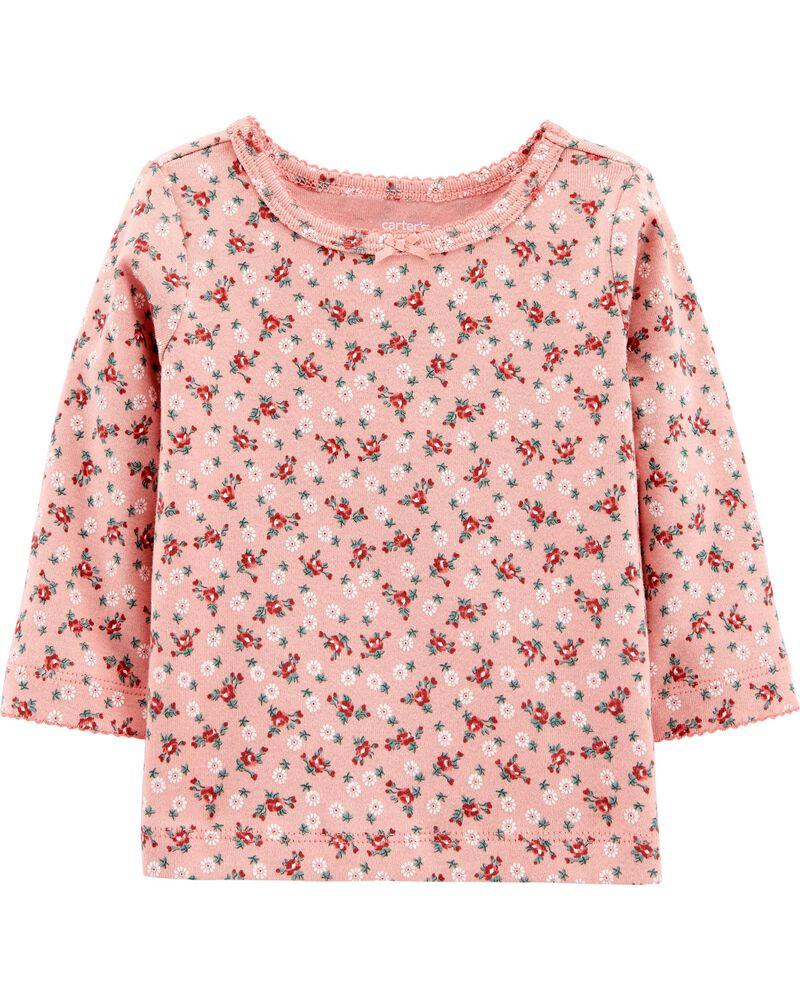 Ensemble 3 pièce t-shirt et jupe salopette, , hi-res
