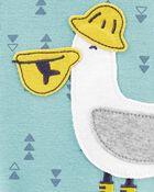 1-Piece Pelican 100% Snug Fit Cotton Footless PJs, , hi-res