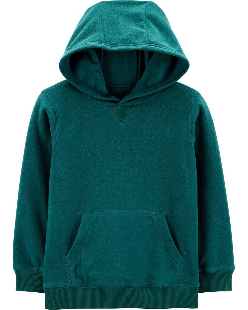 Pullover Fleece Hoodie, , hi-res