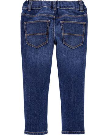 Stretch Rip and Repair Jeans - Skin...
