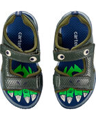 Dinosaur Play Sandals, , hi-res
