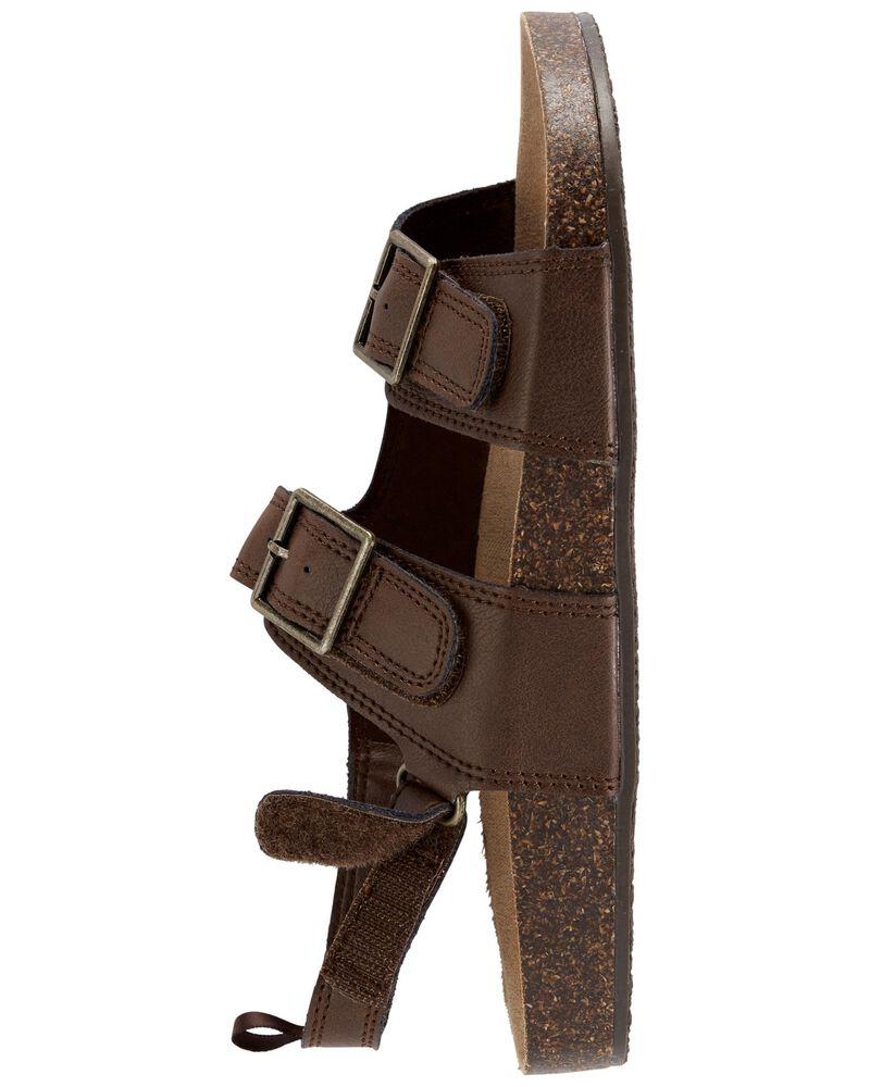 Sandales de style pêcheur, , hi-res