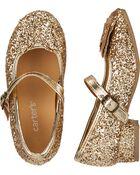 Chaussures habillées à talon et papillon, , hi-res