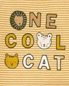 Ensemble 3 pièces Little Character à énoncé Cool Cat, , hi-res
