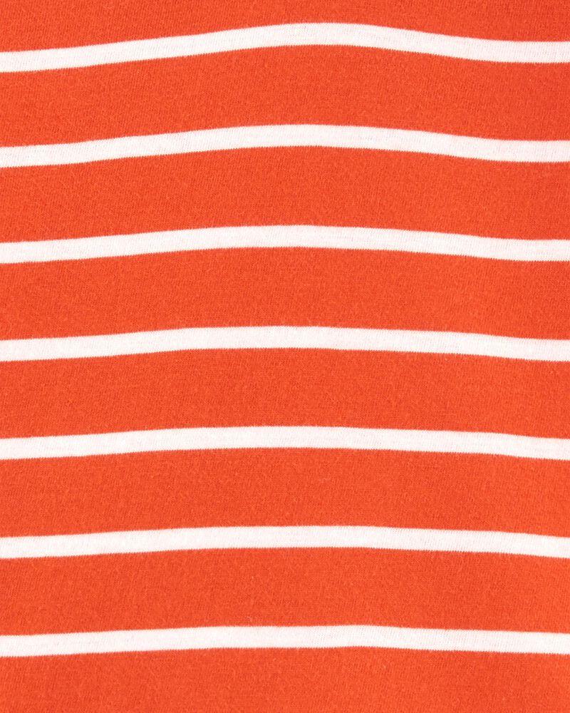 Ensemble 2 pièces polo en jersey et short à motif écossais, , hi-res