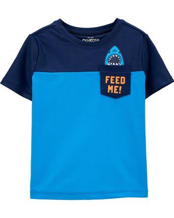 Feed Me Shark Rashguard