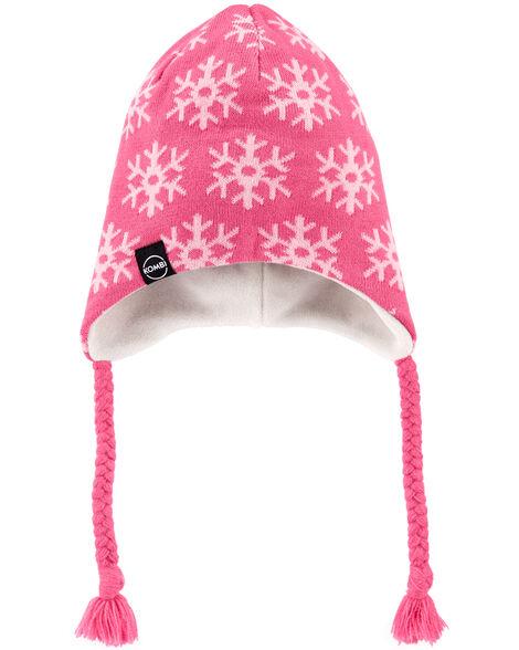 Snowflake Peruvian Hat