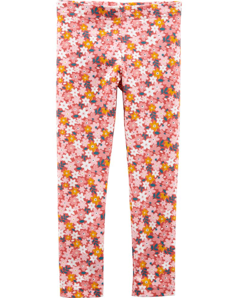 Floral Leggings, , hi-res