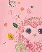 Owl Sparkle Tee, , hi-res