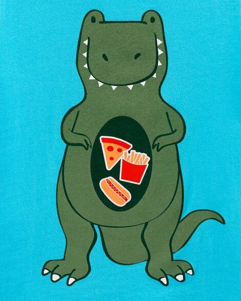 Dinosaur Food Jersey Tee