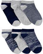 6-Pack Ankle Socks, , hi-res