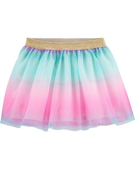 Rainbow Tutu Skirt