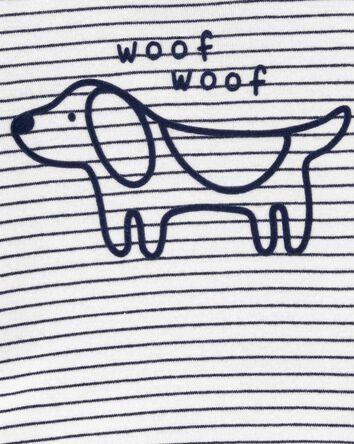 3-Piece Dog Little Short Set