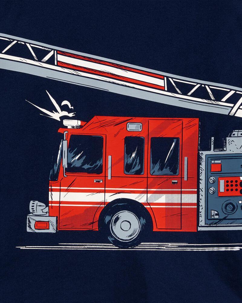 Firetruck Jersey Tee, , hi-res