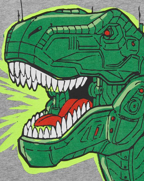T-Rex Toy Jersey Tee
