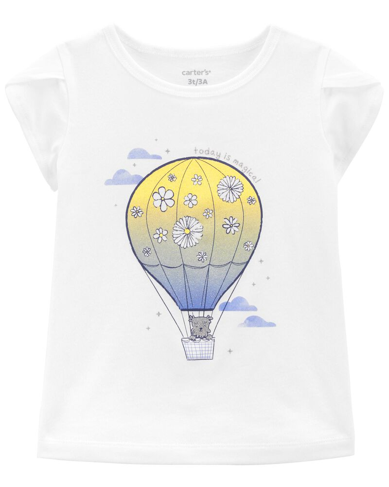 Hot Air Balloon Jersey Tee, , hi-res
