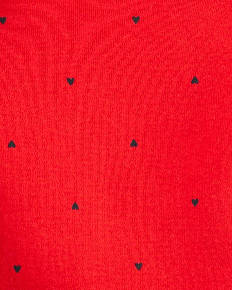 3-Piece Fleece Cardigan Set, , hi-res