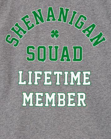 T-shirt en jersey St.-Patrick unide...