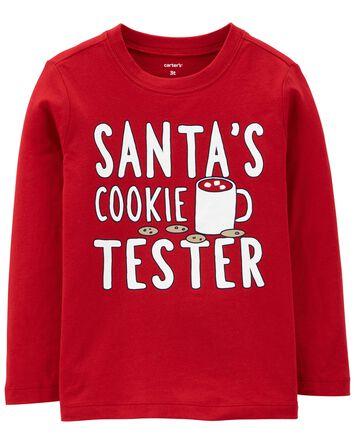 T-shirt en jersey Cookie Tester