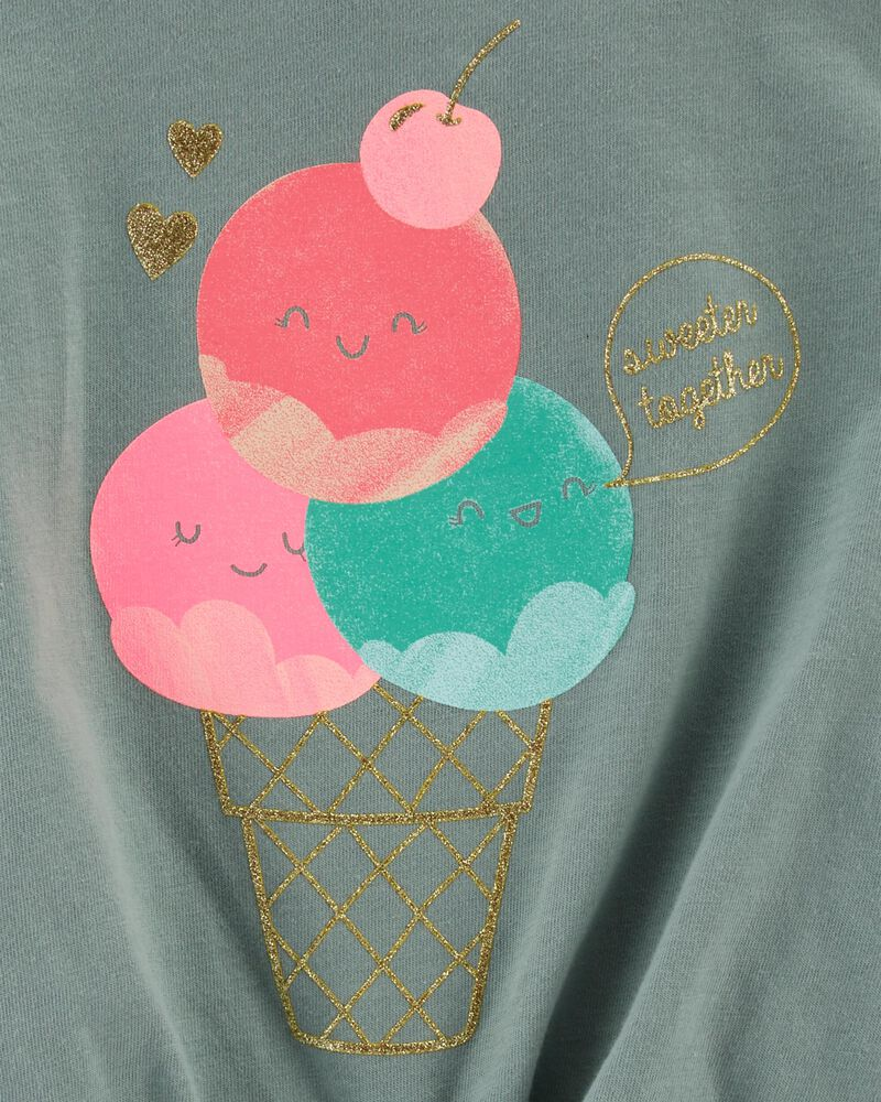 Ice Cream Jersey Tee, , hi-res
