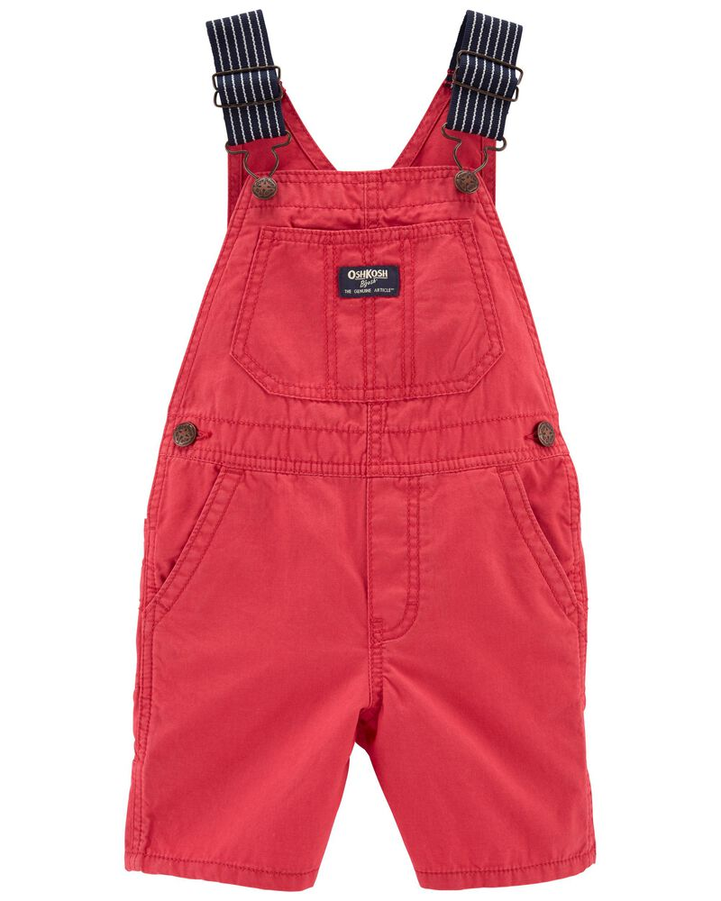 Canvas Shortalls, , hi-res