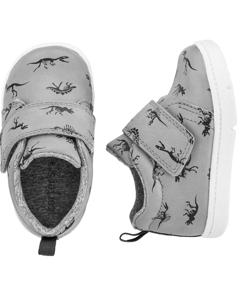 Every Step Dinosaur High-Top Sneakers, , hi-res
