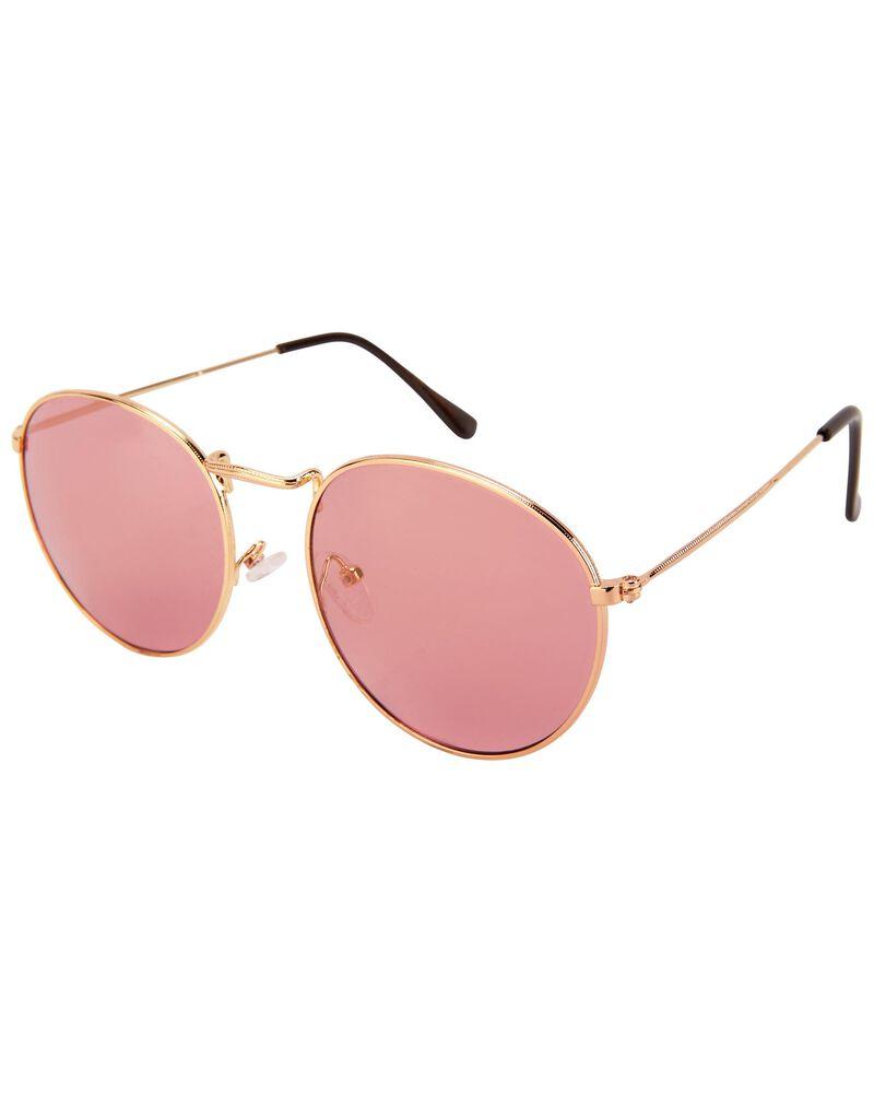 Round Classic Sunglasses, , hi-res